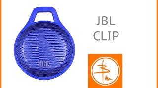 JBL Clip - обзор маленькой и удаленькой колонки