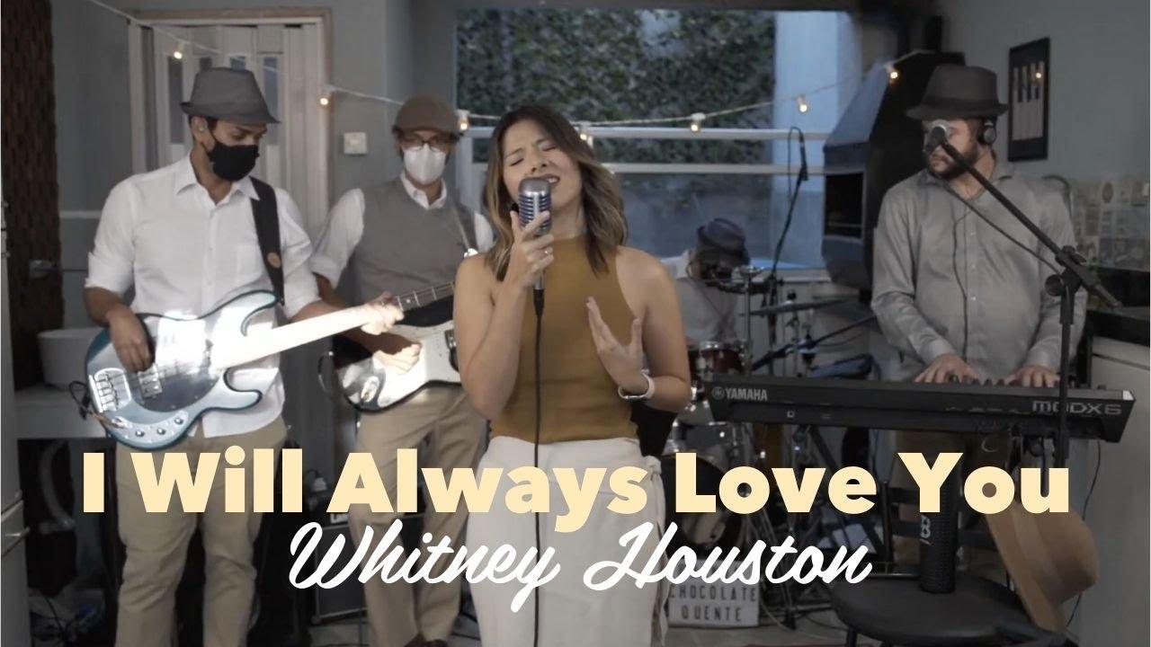 I Will Always Love You - Banda Chocolate Quente    Música para Coquetel