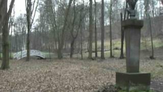 Video-Notizen: Das Herder-Denkmal im Seifersdorfer Park bei Dresden, Sachsen