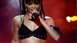 Rihanna where have you been live ...
