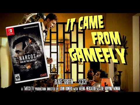 It Came from GameFly - Narcos: Rise of the Cartels |