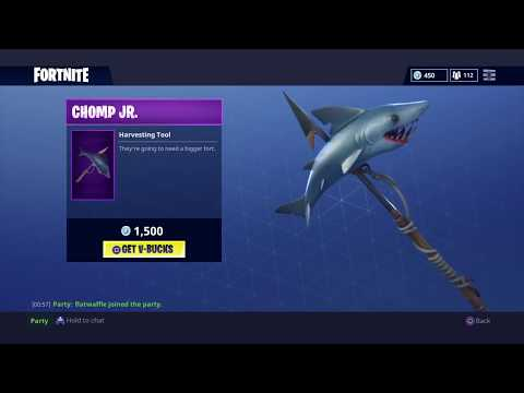 *NEW* Fortnite Daily Items! April 18th Item Shop Fortnite Battle Royale (New Skins, Gliders & Emote)