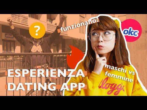 Il Mio PRIMO APPUNTAMENTO Con Un'APP DI DATING | Riflessioni Su Tinder E OkCupid