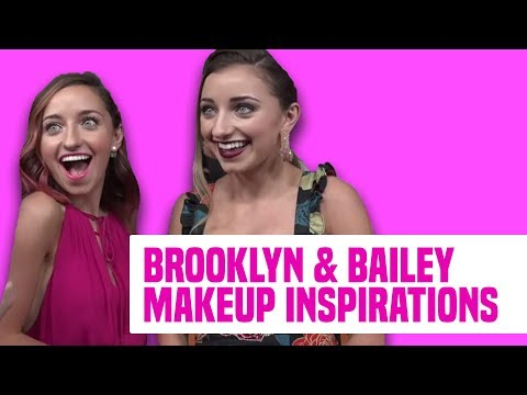 Brooklyn and Bailey Spill About Their New Mascara Launch