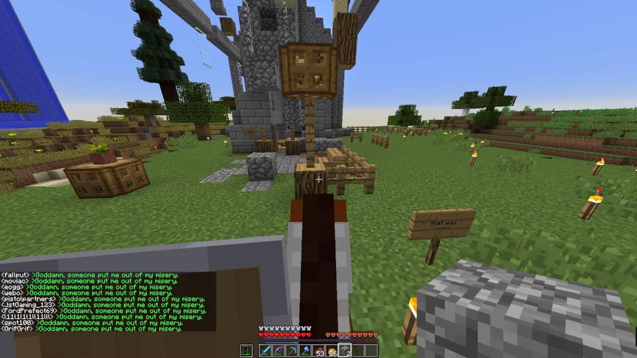 2b2t Tour: Ruins of Asgard II