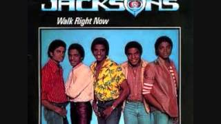 Michael Jackson & The Jacksons  -  Walk Right Now