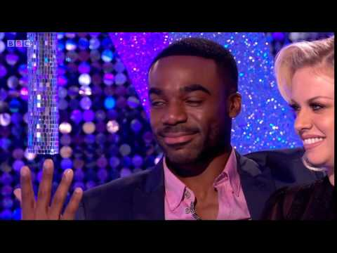 Ore and Joanne Last Strictly ITT  of Series 14 - The Final