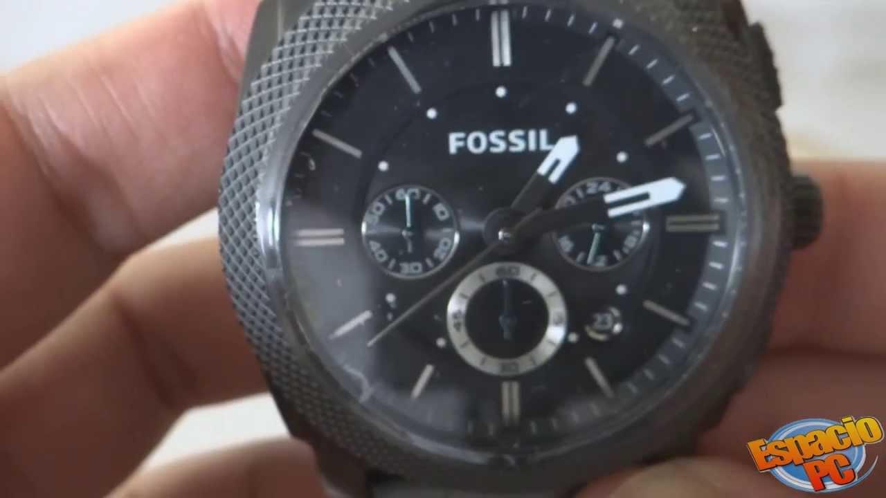 Fossil Fs4552 , Reloj Hombre