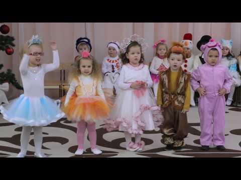 Новый год Утренник в детском саду на Осокорках Позняках Сценарий Новогоднего  утренника