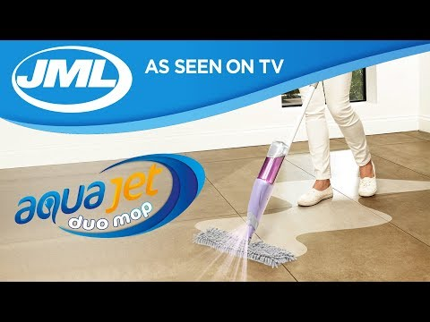 Aqua Jet Duo Mop from JML