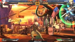 Guilty Gear Xrd Revelator Top 8: GUTS 4 Tournament