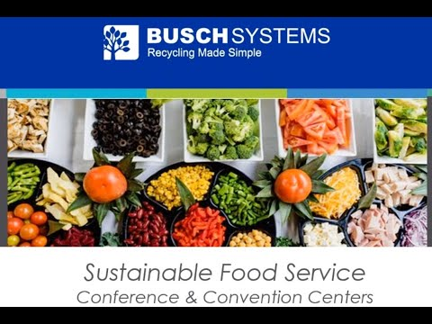 Webinar | Recycling In The Food Service Industry