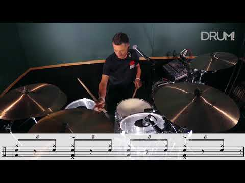 Drum Lesson: The Two-Handed Double Shuffle