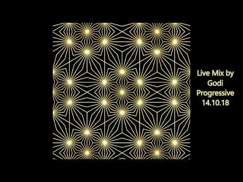 Live Mix by Godi  Progressive  14 10 18