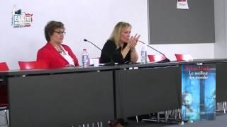 CONFÉRENCE DE MARION SIGAUT ET DE CLAIRE SÉVERAC A NANTES, PARTIE 1
