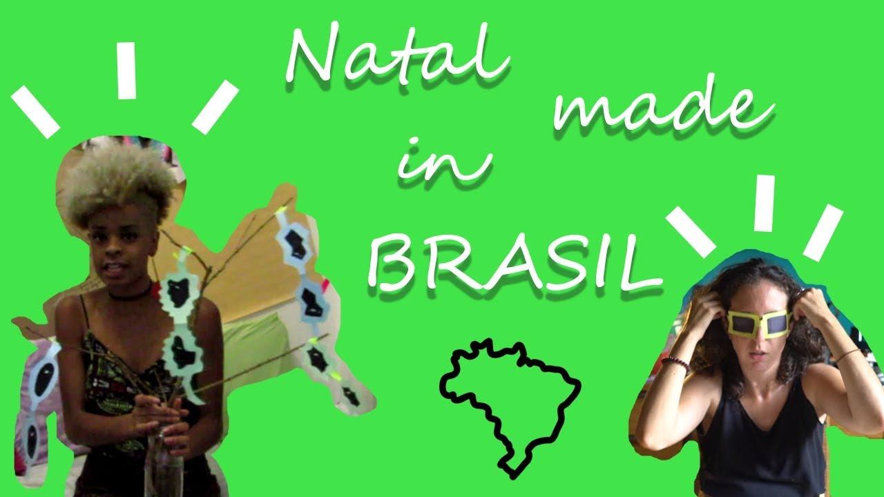 Natal Brasil Delícia com Decoração Jout Jout