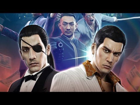 YAKUZA 0 Walkthrough Gameplay Part 1 - Opening (Yakuza Zero)