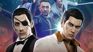 YAKUZA 0 Walkthrough Gameplay Part 1 - Opening (Yakuza Zero)