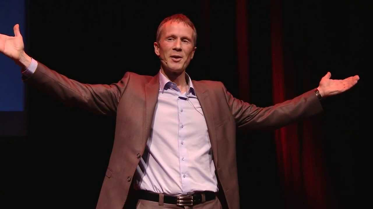 Habits of high achievers: Gerry Duffy at TEDxTallaght