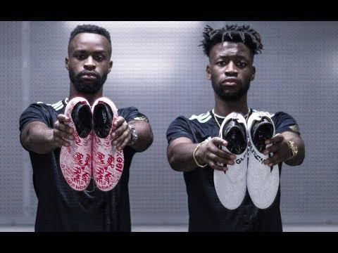 Dieser krasse Schuhe kann seine Farbe verändern - Adidas Glitch 19 Prep Skin Test + Gewinnspiel