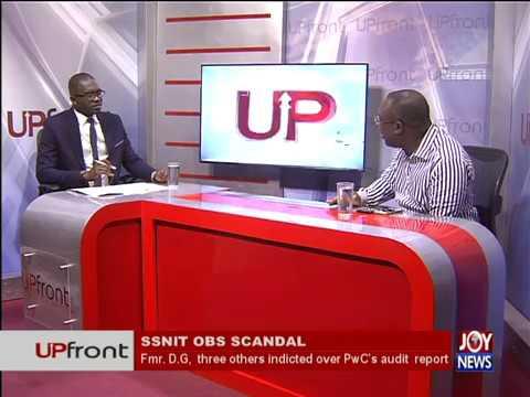 SSNIT OBS Scandal - UPfront on JoyNews (19-4-18)
