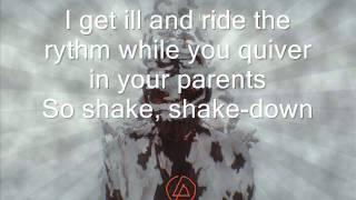 Linkin Park Until It Breaks Hq Lyrics On Screen