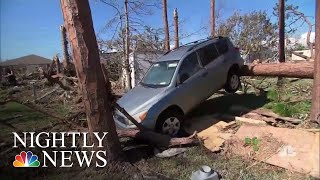 Mexico Beach Decimated After Taking Direct Hit From Hurricane Michael | NBC Nightly News