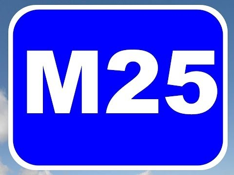 10 Facts about the M25 Motorway
