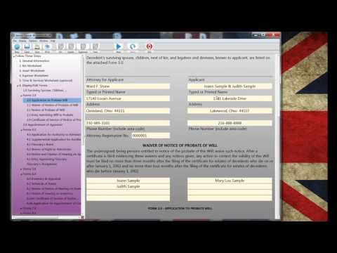 Cuyahoga County Probate Forms