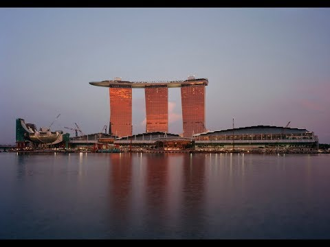 Marina Bay Sands | Safdie Architects | Singapore | HD