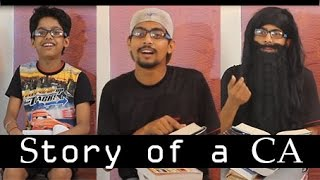 Story of a CA | Aashqeen