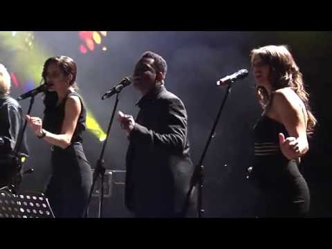 The Barry White Experience - Live in Frankfurt Germany 2016