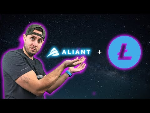 Mass Litecoin Adoption & Chatting With Aliant Payments CEO?