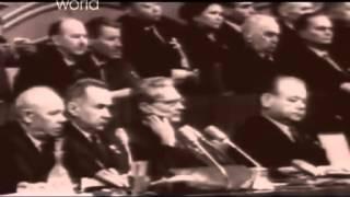 ZIMNA WOJNA  CHINY ( Mao ) kontra   ZSRR