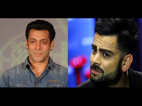 Salman Khan Called Virat Kohli After India Lost Against Australia At The Semi-finals ?