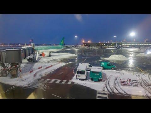 تعليق الرحلات من مطار دبلن  - نشر قبل 42 دقيقة