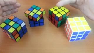 """Rubik Küp -Temel F2L- Fridrich Metodu ve F2L (İleri Seviye) """"Bölüm 1"""""""