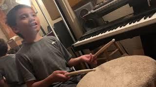 # Ralph Hardimon # Vic Firth # Vic Firth kidsticks. Ralph Hardimon drumsticks vs little drumsticks.