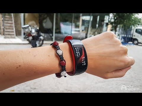 Samsung Gear Fit 2 Pro - Unboxing