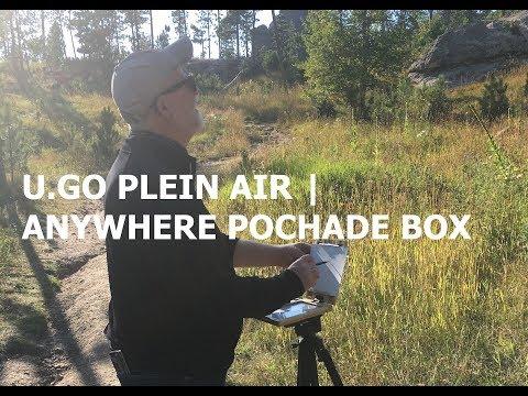 U.Go Plein Air Pochade Box - First Look