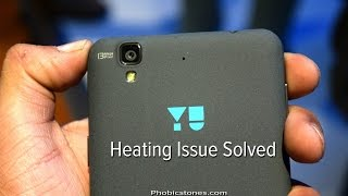 How to Fix Heating Issue in YU Yureka - Cyanogenmod