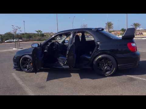 Subaru Impreza STI DCCD 2007🔰