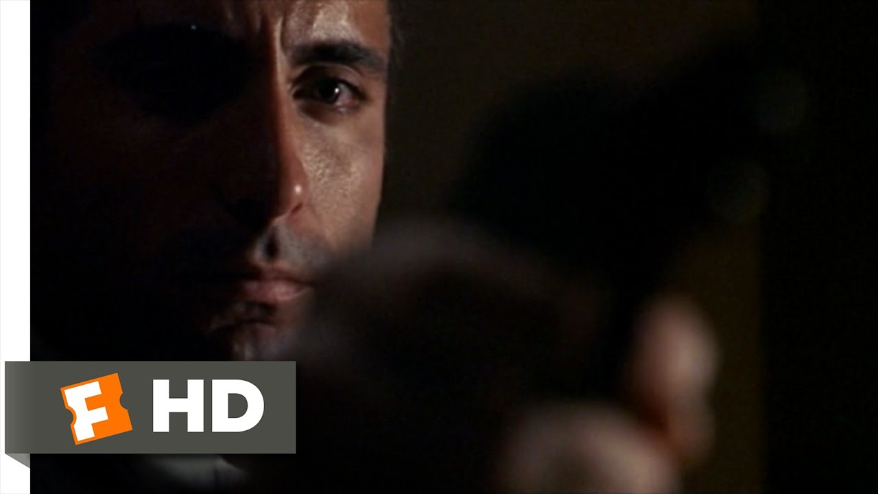 Download Internal Affairs (8/8) Movie CLIP - Put the Knife Down (1990) HD