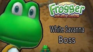 Frogger Ancient Shadow White Savanna Boss