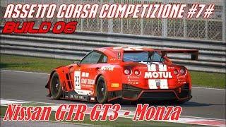 Assetto Corsa Competizione #7# Build 06 # Nissan GTR GT3 - Monza