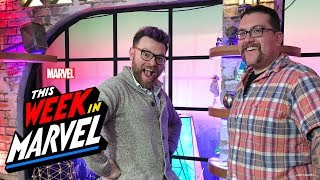 Travis McElroy becomes the middlest brother of the Marvel family! | This Week in Marvel