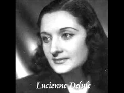 Les Roses Blanches - Lucienne Delyle