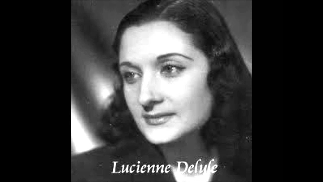 Lucienne Delyle net worth salary