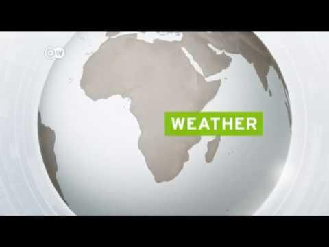 "Deutsche Welle - ""Weather"" filler"