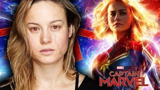 Why Captain Marvel The Movie May Suck